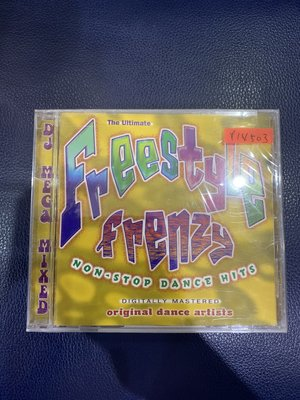 *還有唱片行*FREESTYLE FRENZY 全新 Y14503