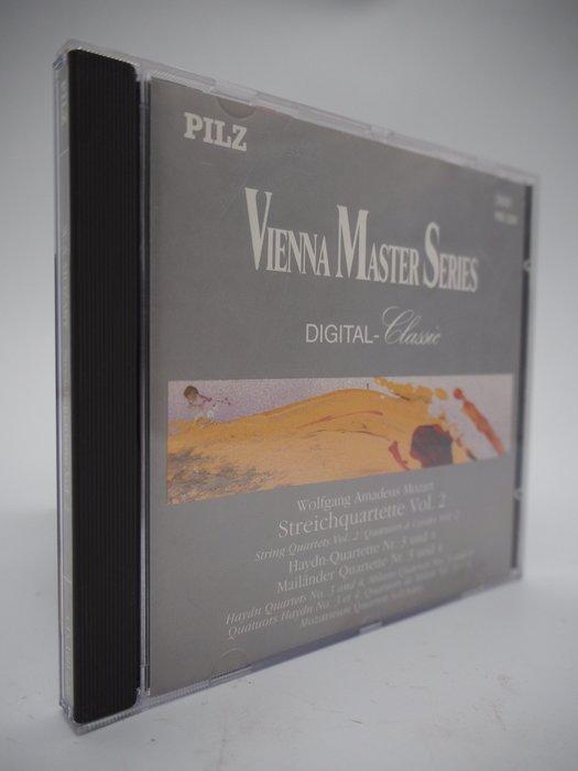 W. A. Mozart/Streichquartette 2_Vienna Master Series 〖專輯〗CIR
