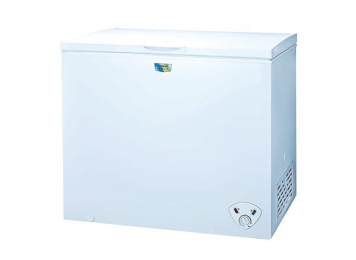 SANLUX 台灣三洋 306公升 上掀式 冷凍櫃 ( SCF-306W ) $10100
