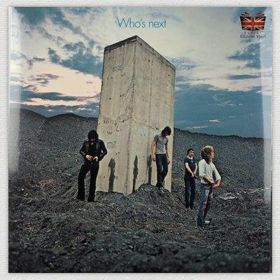 [英倫黑膠唱片Vinyl LP]  何許人合唱團 / 下一個是誰 The Who / Whos Next