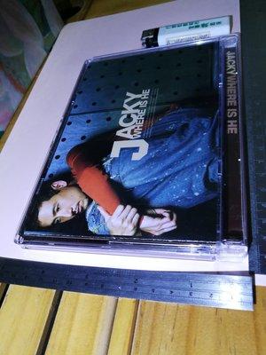 張學友 Where is he 銘馨易拍 CD023 2002年專輯 二手老CD空盒 保存如圖(注意:無CD,只有空盒)