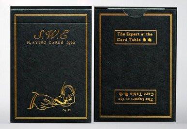 [fun magic] 紙牌聖經撲克牌 the expert at the card table deck