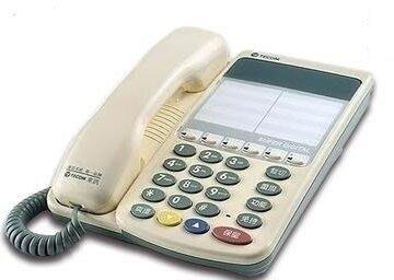 TECOM SD-7706S 六鍵 標準話機 適用 東訊全系列主機 616A KTS SDX500 IP