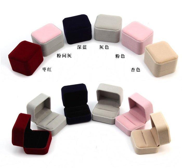 晴日小舖 首飾 對戒指盒 兩用款 不含飾品 [ GGB 027 ]