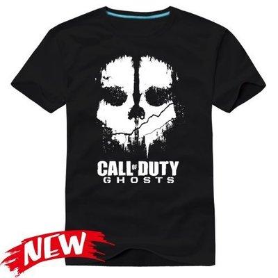 【決勝時刻 魅影 Call of Duty】短袖經典遊戲T恤(共13種款式) 任選4件以上每件400元免運費!【賣場二】