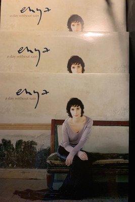 (全新未拆封)Enya 恩雅 - A Day Without Rain 雨過天晴 黑膠LP