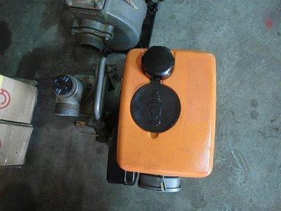[TG農機]日本原裝中古手提抽水機/ 四行程引擎