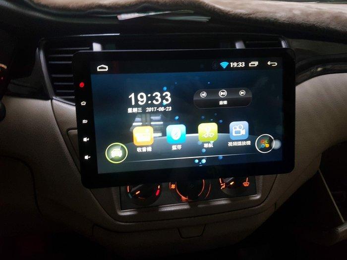 【嘉義.新動力汽車音響】三菱 LANCER 10.1吋安卓機