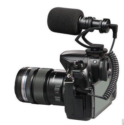 呈現攝影-COMICA CVM-VM10 II迷你麥克風 錄音/錄影/收音/防噪/防風 手機/相機通用VideoMicr
