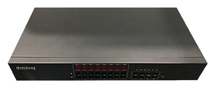 MS*808V  8X8 VGA視頻/音頻矩陣切換器