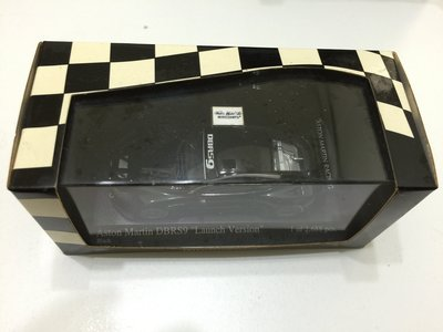 Minichamps Aston Martin DBRS9 BLACK 黑