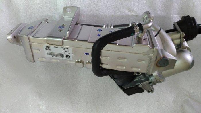 BMW 柴油車 EGR廢氣冷卻器 BMW EGR 冷卻器 BMW正廠零件