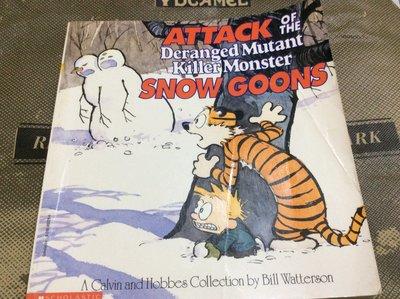 英文童書 Attack of the Deranged Mutant Killer Monster Snow Goons