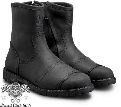 ♛大鬍子俱樂部♛ Belstaff ® Duration Boot 英國 復古 牛皮 哈雷 重機 防水 防摔 車靴