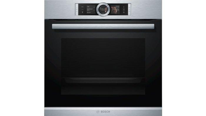 唯鼎國際【BOSCH蒸烤爐】8系列 60公分HSG636BS1嵌入式蒸烤爐
