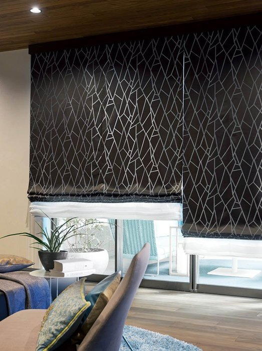 【Uluru】日本窗簾布藝.日式簡約 (2色) 剌鏽 花 訂製窗簾 捲簾 羅馬簾 蛇型簾 美式鄉村