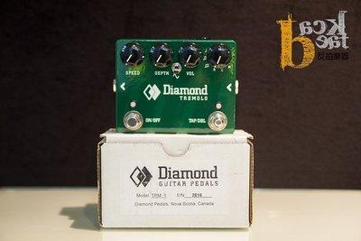 [ 反拍樂器 ] Diamond TRM-1 TREMOLO 單顆效果器