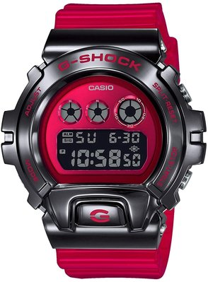 日本正版 CASIO 卡西歐 G-Shock GM-6900B-4JF 手錶 腕錶 日本代購
