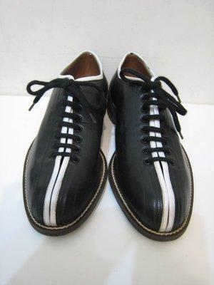 全新 VERSUS 黑色皮鞋 6 義大利製