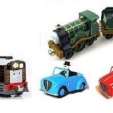 費雪散裝湯瑪士小火車Thomas合金 磁性 火車1組4款(愛蜜莉,托比,胖總管等)