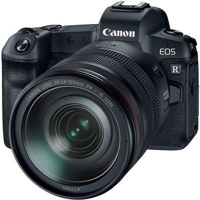 【6月底前購買即送萬元禮券】Canon EOS R 單鏡組 RF 24-105mm 晶豪泰3C 高雄 專業攝影 公司貨