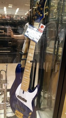 Fodera NYC empire 5 Bass 非 fender gibson musicman sugi shur