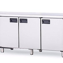 全新 全304後箱體/自動回歸門/ 工作台冰箱/冰箱/臥式冰箱/手工製冰箱