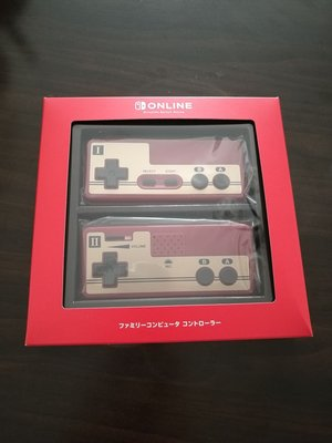 Nintendo 紅白機版Switch 手掣 [日本限定商品]