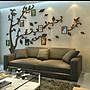 3D 立體壁貼 壓克力 鋼琴鏡面烤漆 壁紙 室內...