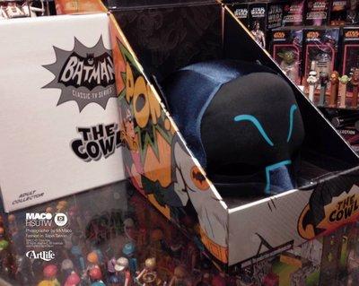 ArtLife @ 美國 DC 蝙蝠俠 BATMAN TV 1966 1:1 MASK 稀有道具面具組