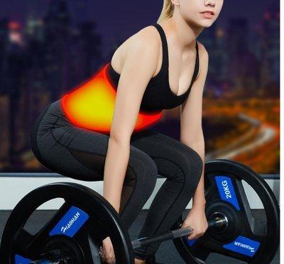 暴汗腰帶女運動護腰爆汗束腰深蹲硬拉訓練力量舉健身裝備