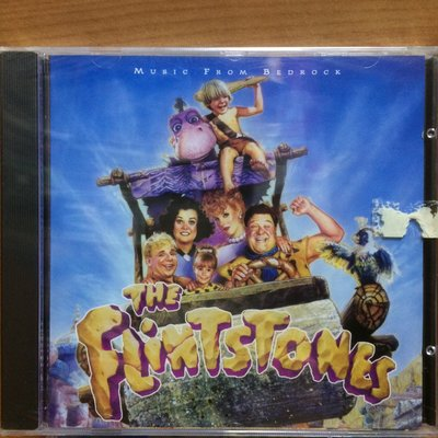 CD The Flintstones Music From Bedrock Kathy Nelson And Burt Berman (O.S.T.) 100%