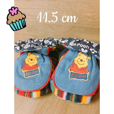 Winnie the pooh baby shoes (包郵)