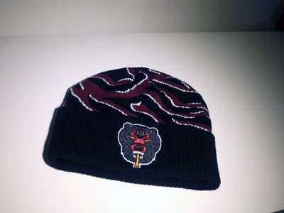 [Spun Shop] New Era x Mishka Death Adders Pom Beanie 毛帽
