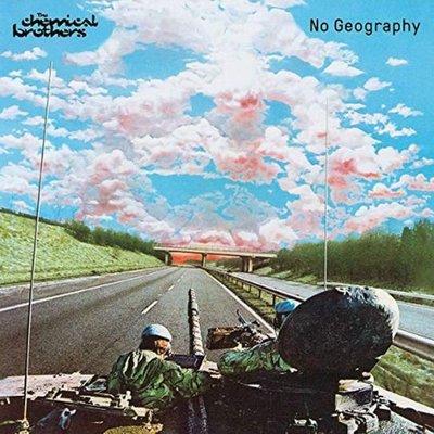 舞界線 (德國進口) No Geography / 化學兄弟 ---7728685