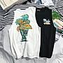 夏季男生印花無袖背心 S-2XL 嘻哈坎肩運動風背心T恤 日系寬松潮牌無袖外穿時尚T恤男生潮