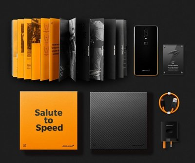 OnePlus 6T McLaren Edition A6010 (10+256GB)