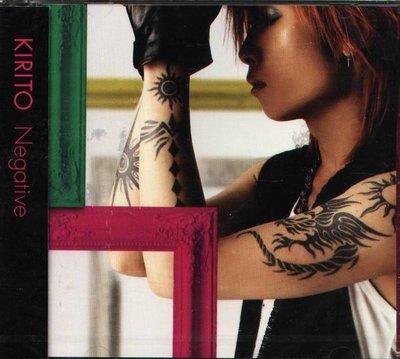 (日版全新未拆) Kirito (PIERROT) - Negative