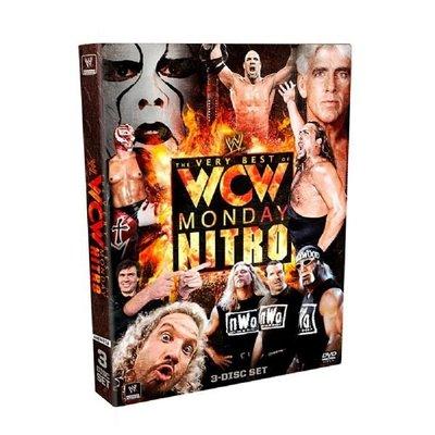 ☆阿Su倉庫☆WWE摔角 The Best of Nitro DVD WCW最新精選專輯 熱賣特價中 STING GOLDBERG nWo