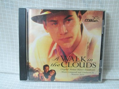 二手CD 漫步在雲端  A Walk In The Clouds 電影原聲帶 Maurice Jarre 美版