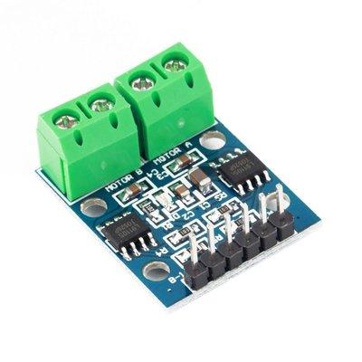 【TNA168賣場】 (CD005) L9110 L9110S 兩路 電機驅動板 電機驅動模塊