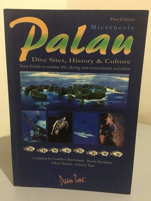 F2-3《好書321KB》Micronesia Palau Dive Sites, History&Culture/旅遊