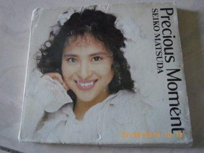 *日版CD-- 松田聖子 Precious Moment SEIKO