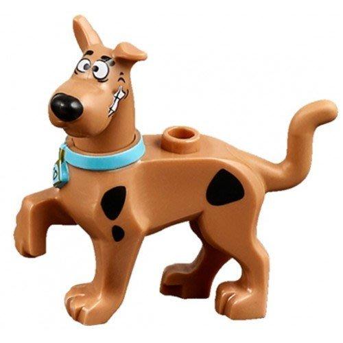 絕版品【LEGO 樂高】全新正品 益智玩具 積木/ 史酷比系列 | 單一人偶: 史酷比狗狗 Scooby 75900