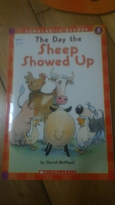 scholarship reader level 2 the day the sheep showed up n112 高雄市