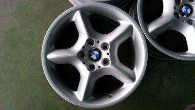 17吋BMW E53 X5原廠鋁圈~E36.E46.Z3.VW.T5.T6.RANGE ROVER.荷重.載重~