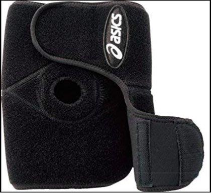 貳拾肆棒球--日本帶回Asics 競技專用護膝/日製造/XL
