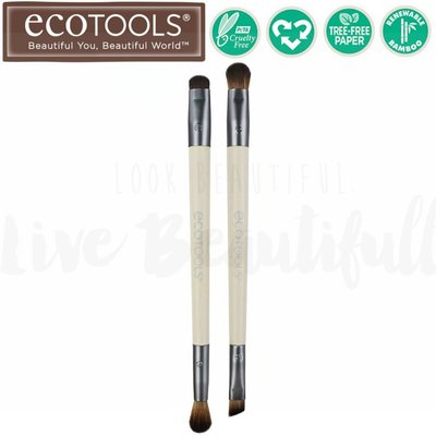 現貨【EcoTools】環保 彩妝刷具...