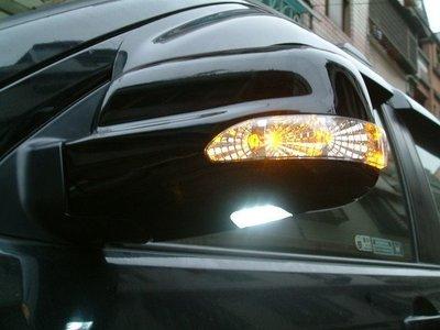 阿尼工作坊 HONDA CRV(2代) 02-06年後視鏡+照地燈總成(台灣製)