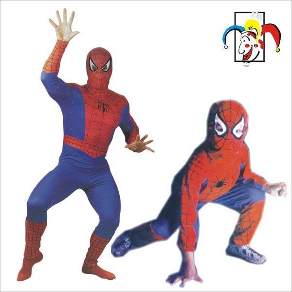 【洋洋小品蒙面蜘蛛人服裝親子裝】兒童成人萬聖節服裝聖誕節服裝化妝表演舞會派對造型角色扮演服裝道具動漫英雄系列服裝